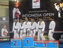 Indonsia Open 2012